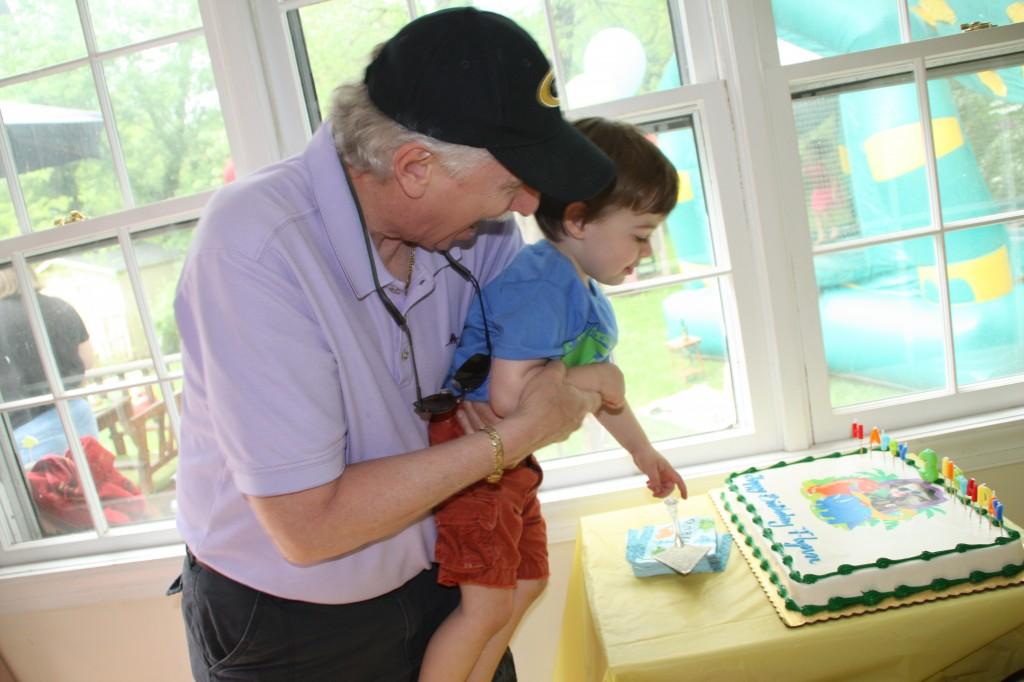 cake flynn papa