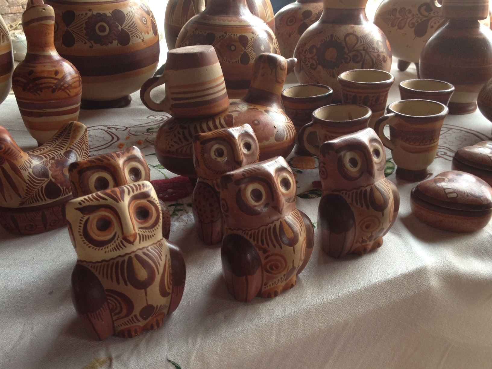 Pottery In Tonala Travel Orders Our Life In The